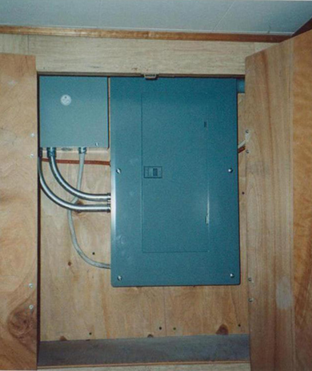 Trillium Electrical Services. Residential. Commercial. Industrial.