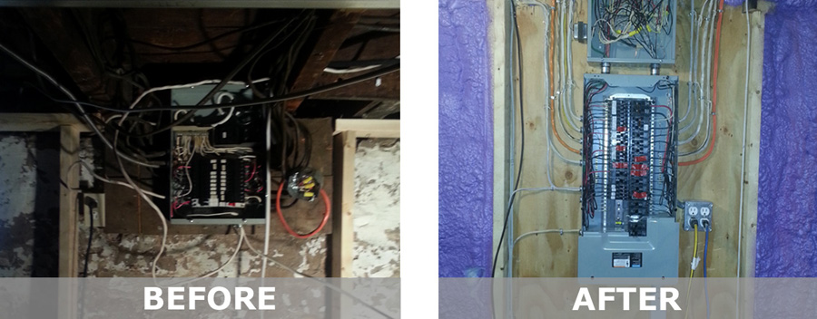 Trillium Electrical Services Residential Commercial Industrial